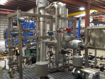 VECTOR SYSTEMS WINS TWO ORDERS FOR LOS ANGELES CALIFORNIA REFINERIES