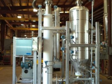 VECTOR SYSTEMS RECEIVES AMMONIA SKID ORDER FROM MHPS